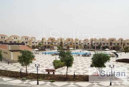 2 Bedroom Townhouse for Rent in Al Hamra Village, Ras Al Khaimah - Perfect Location To Enjoy Swimming Pool 2 BR TH