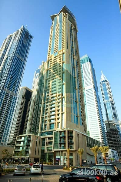 3 Bedroom Flat for Rent in Dubai Marina, Dubai - 3B/R Leaving | Marvelous Views in Elevation |On Marina Walk.