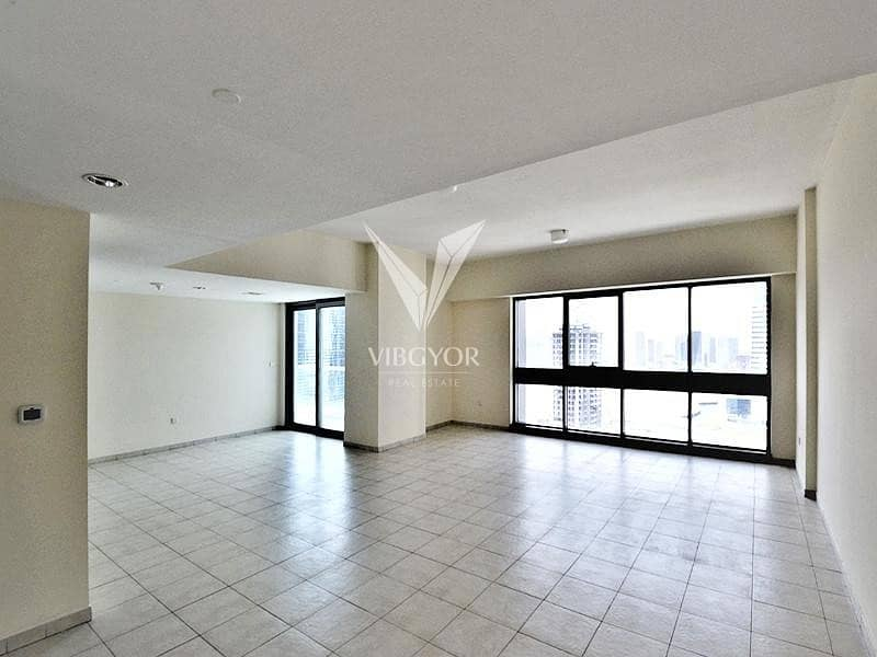 2 High Floor | 3BR+Maid+Laundry | Canal View