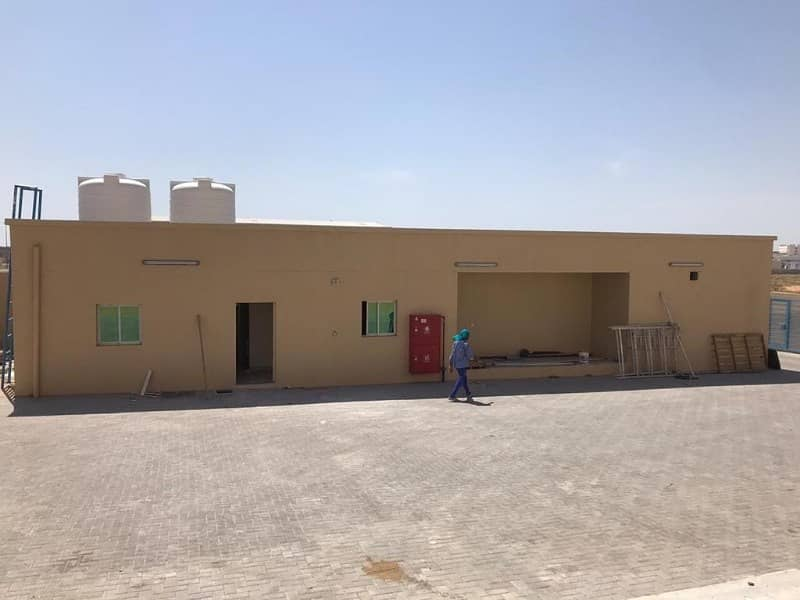 BRAND NEW WAREHOUSE FOR RENT (200 KVA ) ELECTRICITY CORNER 29000 SQFT FULLY READY PROPERTY WITH 10,000 SQ FT WARE HOUSE