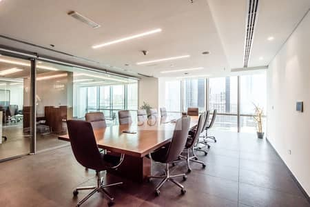 Office for Rent in DIFC, Dubai - Fitted Furnished Offices | Premium Location