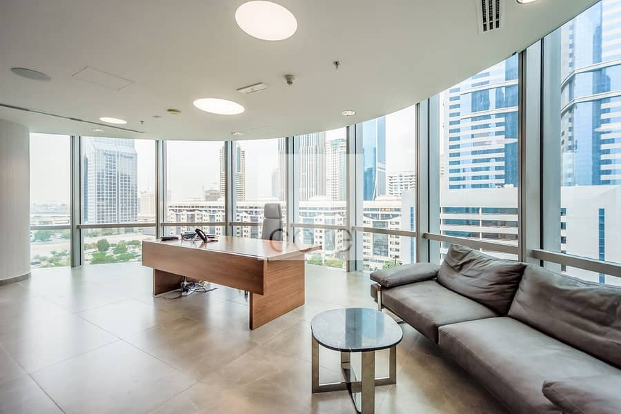 2 Fitted Furnished Offices | Premium Location
