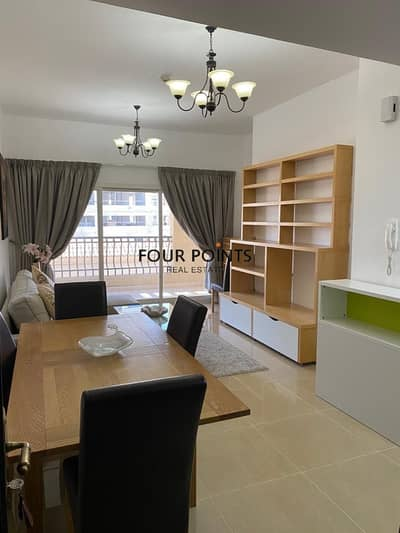 1 Bedroom Flat for Rent in Jumeirah Village Circle (JVC), Dubai - Fully Upgraded and Furnished 1BHK in JVC