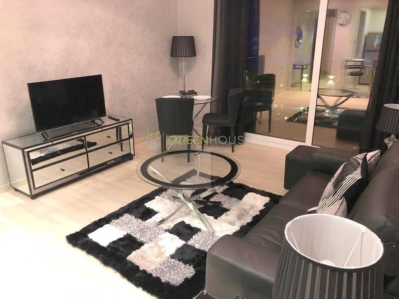 Pool View | High Quality Brand New Spacious 1 BHK Apartment