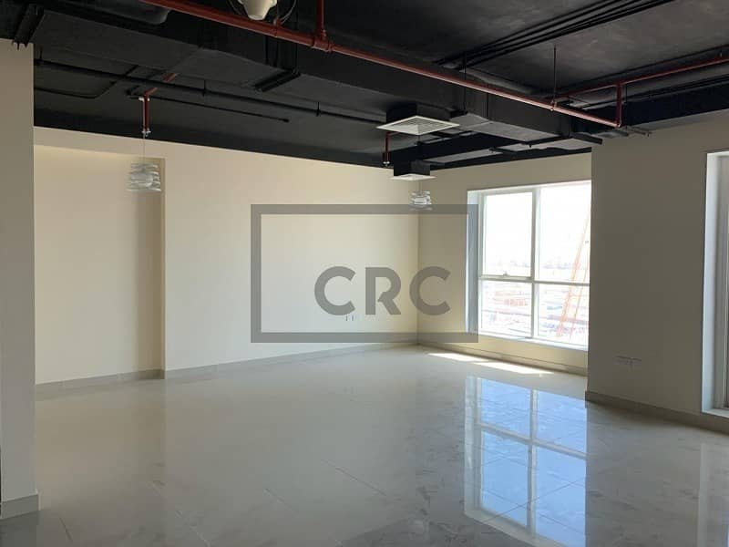 Stunning Office | Fitted with Balcony | Mid Floor