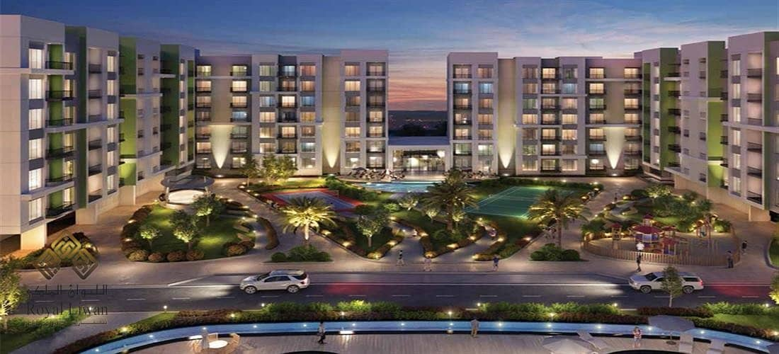 Best Offer/Luxury 1 BR Apartment Just AED527000 4 Years  Payment Plan