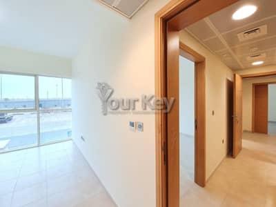 فلیٹ 2 غرفة نوم للايجار في شاطئ الراحة، أبوظبي - Brand New and Clean 2BR+Maidsroom
