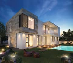 Free Hold Villa 4bhk with Free Service Charges For All Life Time With Easy Payment Plan