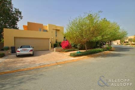 فیلا 5 غرف نوم للايجار في المرابع العربية، دبي - 5 Bedroom | Quiet Location | Private Pool