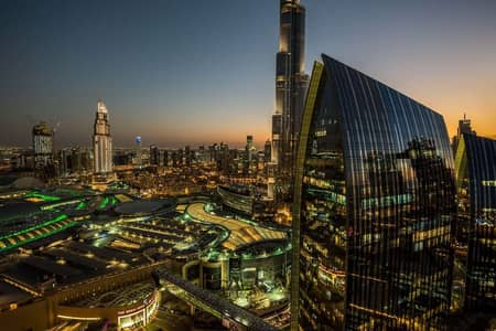 4 Bedroom Apartment for Rent in Downtown Dubai, Dubai - Sky collection 4 bedrooms+Maid for rent
