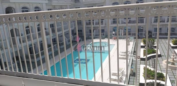 Pool view | Fully Furnished | Big Size 1 BR Apt