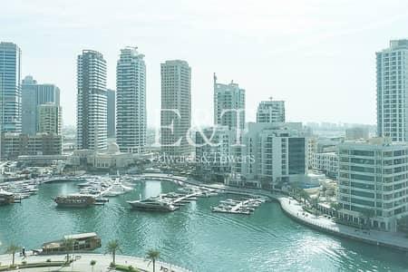 شقة 1 غرفة نوم للايجار في دبي مارينا، دبي - Amazing Value for Money   Available Now  4 Cheques