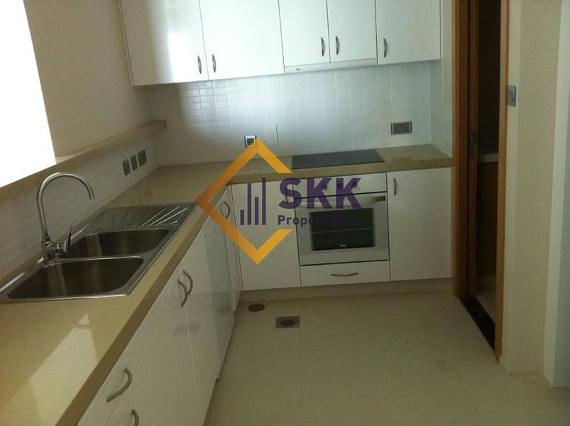 2 Lovely Sea View 3BR Apt with maid room 2 Parkings