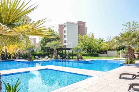 1 Bedroom Apartment for Rent in Discovery Gardens, Dubai - Near Metro Station Pavilion  No AC Deposit