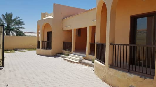 4 Bedroom Villa for Rent in Halwan Suburb, Sharjah - *** AMAZING OFFER – Beautiful 4BHK single storey villa with garden space in Halwan area, Sharjah ***