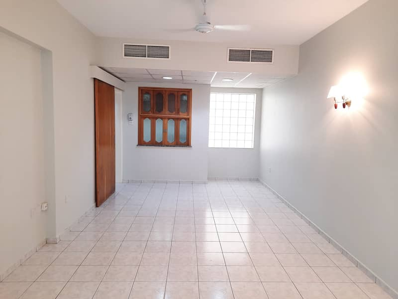 1BED APARTMENT FOR RENT___NEAR  TO METRO STATION___ AL QUSAIS