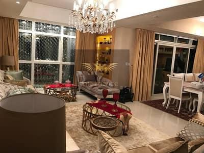 3 Bedroom Flat for Rent in Al Reem Island, Abu Dhabi - Elegant Semi furnished Unit with Maid`s Room!