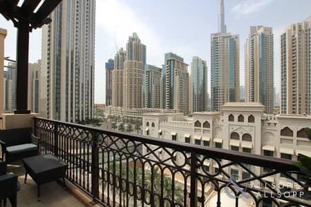 بنتهاوس 4 غرف نوم للبيع في المدينة القديمة، دبي - Zanzebeel | Penthouse | Vacant On Transfer