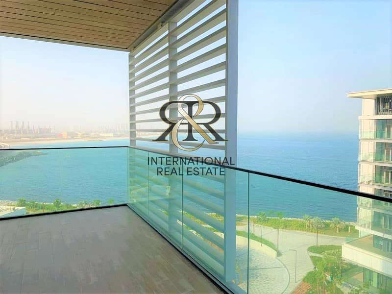 Sea View | Cozy and Spacious 3 Bedroom | Brand New