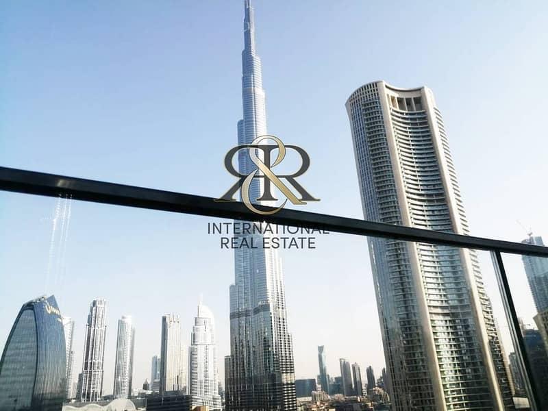 2 Luxurious 2 Bedrooms Furnished | Burj Khalifa View