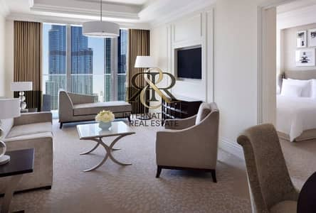 Luxury 2 Bedroom Furnished Apartment | Spacious Unit