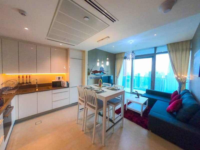 8 SPACIOUS 1 BED | FOR LEASE | Marina Gate II