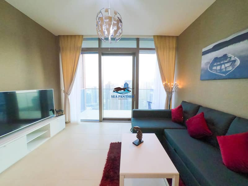 1 SPACIOUS 1 BED | FOR LEASE | Marina Gate II