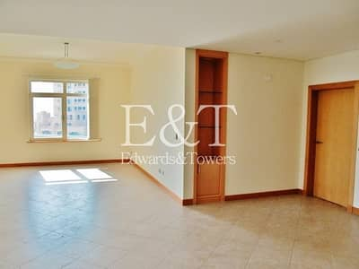 شقة 3 غرف نوم للايجار في نخلة جميرا، دبي - PJ