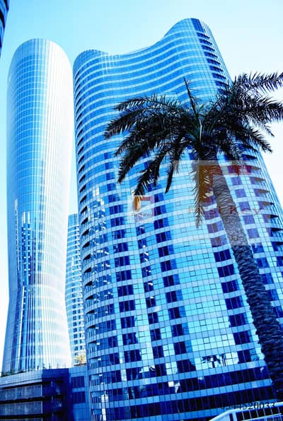 2 Bedroom Apartment for Rent in Al Reem Island, Abu Dhabi - No Commission | Huge Size | Balcony
