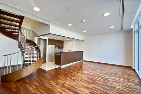 شقة 2 غرفة نوم للبيع في مركز دبي المالي العالمي، دبي - Zabeel View | Two Bedroom | High Floor