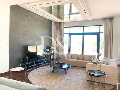 5 Bedroom Villa for Sale in DAMAC Hills (Akoya by DAMAC), Dubai - Full Golf Course View | Fully-furnished