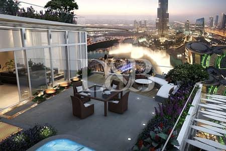 فلیٹ 2 غرفة نوم للبيع في وسط مدينة دبي، دبي - High Floor | Full Burj Khalifa View | Resale