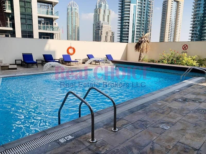 Pay in 4 Chqs Marina View 2 Bedroom Apartment on Promenade