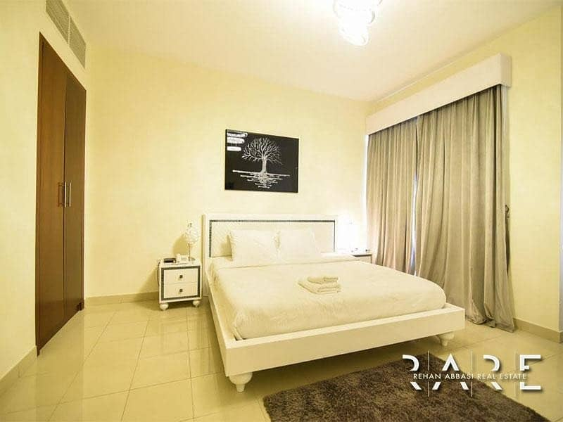 2 Fully Furnished | Studio with balcony | Downtown