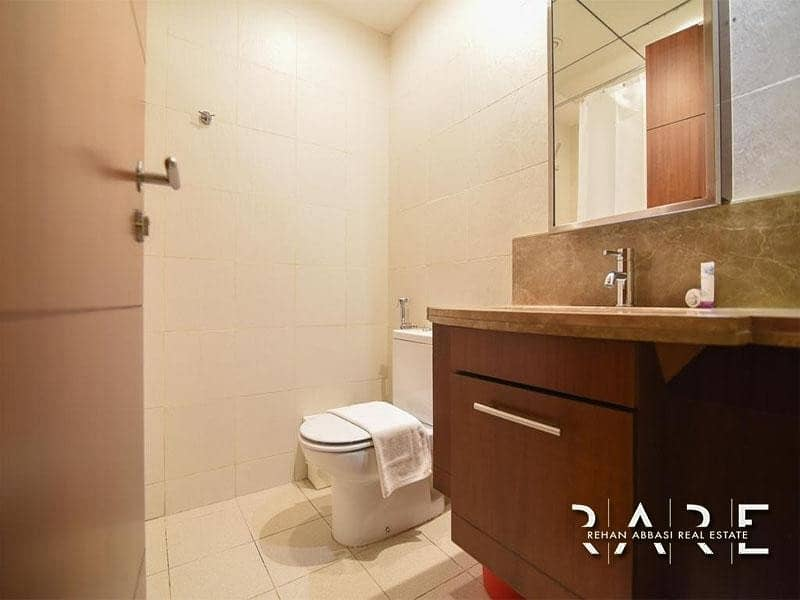 10 Fully Furnished | Studio with balcony | Downtown