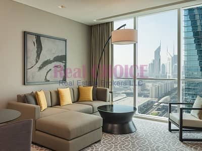 1 Bedroom Hotel Apartment for Rent in Sheikh Zayed Road, Dubai - Free Bills|Modern Residence|Exclusive Offers |1BR