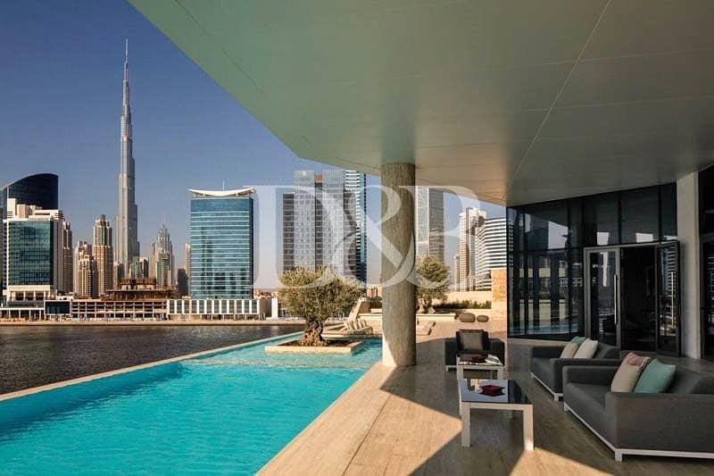 2 Sublime Full Floor With Burj Khalifa View