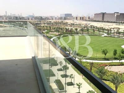 Rare Duplex Penthouse | Overlooking Park and Pool