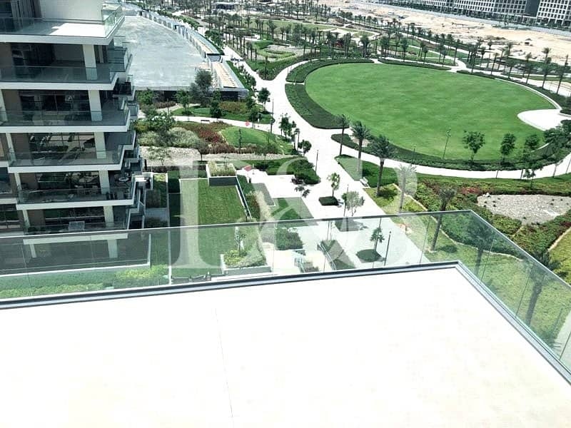 2 Rare Duplex Penthouse | Overlooking Park and Pool