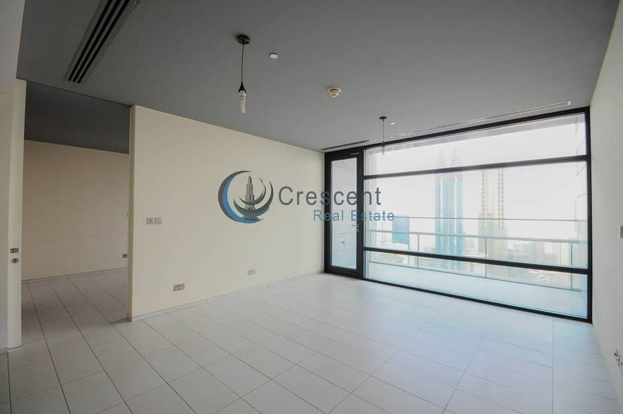 Large One Bedroom with Balcony in Index Tower DIFC