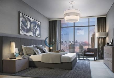 2 Bedroom Apartment for Sale in Downtown Dubai, Dubai - Large 1 Bedroom Available in Downtown