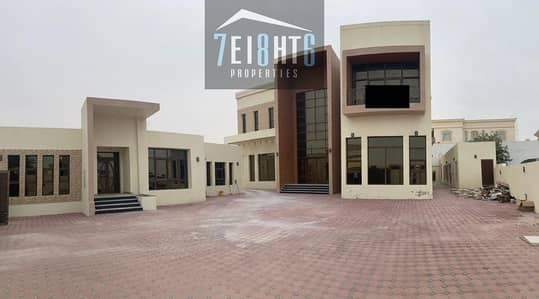 7 Bedroom Villa for Rent in Al Twar, Dubai - Excellent quality: 7 b/r well maintained indep villa + maids room + drivers room + LIFT + stunning garden