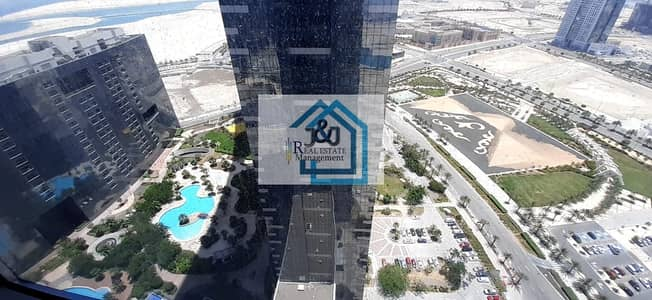 2 Bedroom Flat for Rent in Al Reem Island, Abu Dhabi - Luxurious 2 Bedroom Family Apartment bright layout