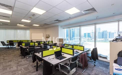 Office for Rent in Business Bay, Dubai - Fitted || Fully Furnished || High quality finish.