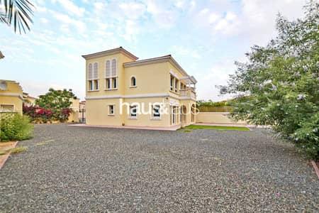 فیلا 2 غرفة نوم للبيع في مثلث قرية الجميرا (JVT)، دبي - Large Plot | New District 9 Listing | Vacant Now