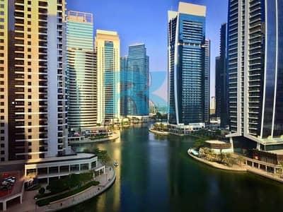 فلیٹ 2 غرفة نوم للبيع في أبراج بحيرات الجميرا، دبي - Full Lake View