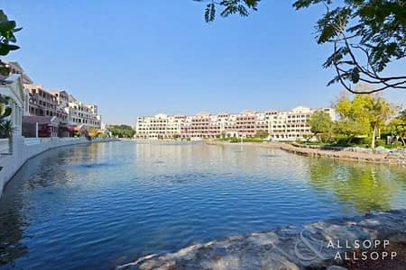 3 Bedroom Apartment for Sale in Motor City, Dubai - Lake View | 3 Bed Plus Maid | Stunning