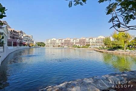 شقة 3 غرف نوم للبيع في موتور سيتي، دبي - Lake View | 3 Bed Plus Maid | Stunning