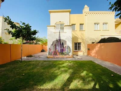2 Bedroom Villa for Rent in The Springs, Dubai - TYPE 4E | 2 BED + STUDY | Very Clean | 88k