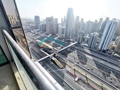 4 Bedroom Flat for Rent in Jumeirah Lake Towers (JLT), Dubai - Duplex 4 BR+Maid High Floor Close to Metro Station